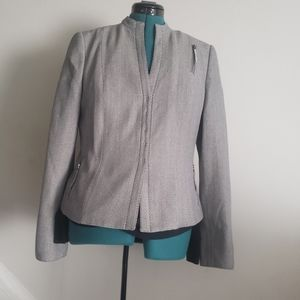 A-K-R-I-S- Punto Wool Blazer Jacket